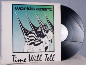 Worlds Apart - Time Will Tell